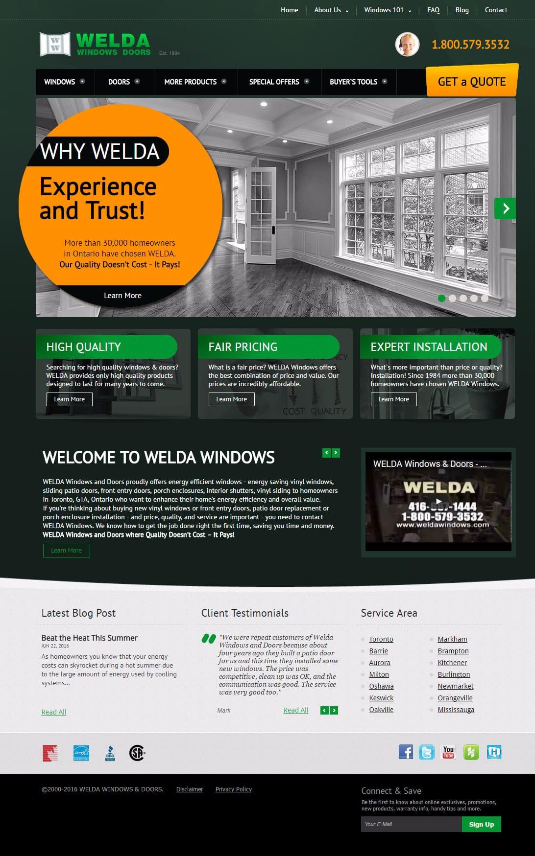 Windows & Doors Sales