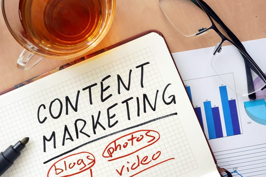 5 Content Marketing KPI's You Should Keep an Eye On