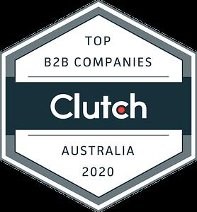 Top B2B Marketing Company in Australia Award