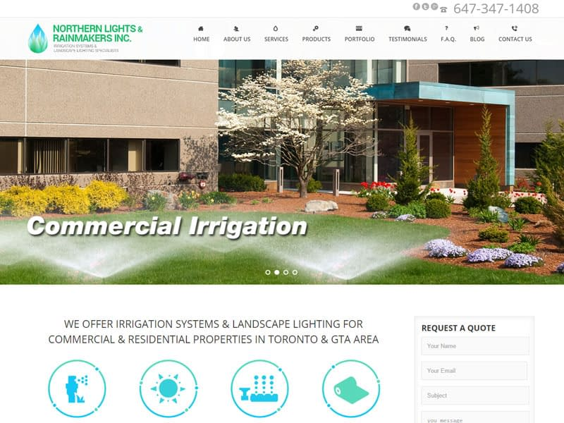 Landscaping & Irrigation