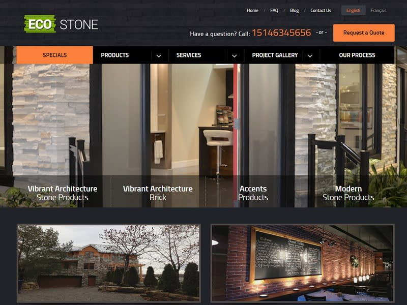 Decorative Stone Manufacturer