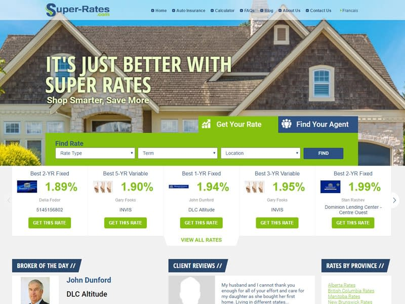 Mortgage Rates Shopping